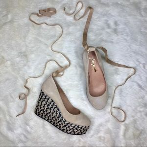 Free People Charade Espadrille in Natural